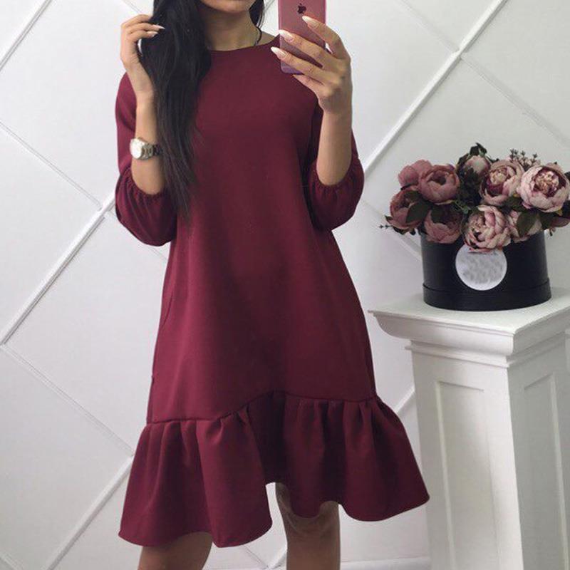 Vestido semi formal 2019