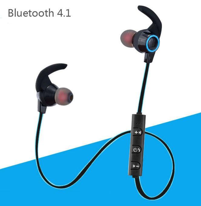 Stupendous Wireless Sport Neckband Headset In Ear Headphone Bluetooth Stereo Wiring 101 Vieworaxxcnl