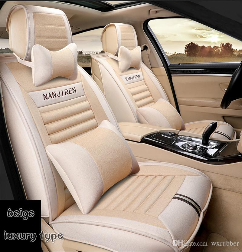 All clusive new design comfortable/breathable all clusive car seat cover