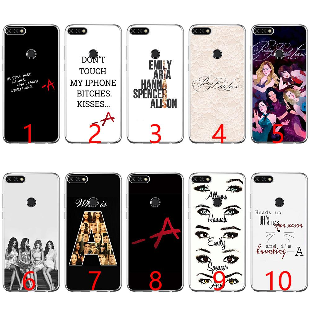 coque pretty little liars iphone x