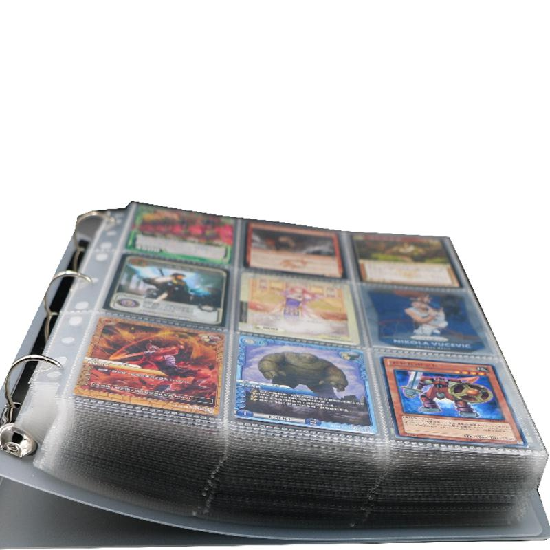 315 pockets 630 Cards Capacity Cards Holder Binders Albums For CCG MTG Magic Yugioh Board Game Cards book Sleeve Holder