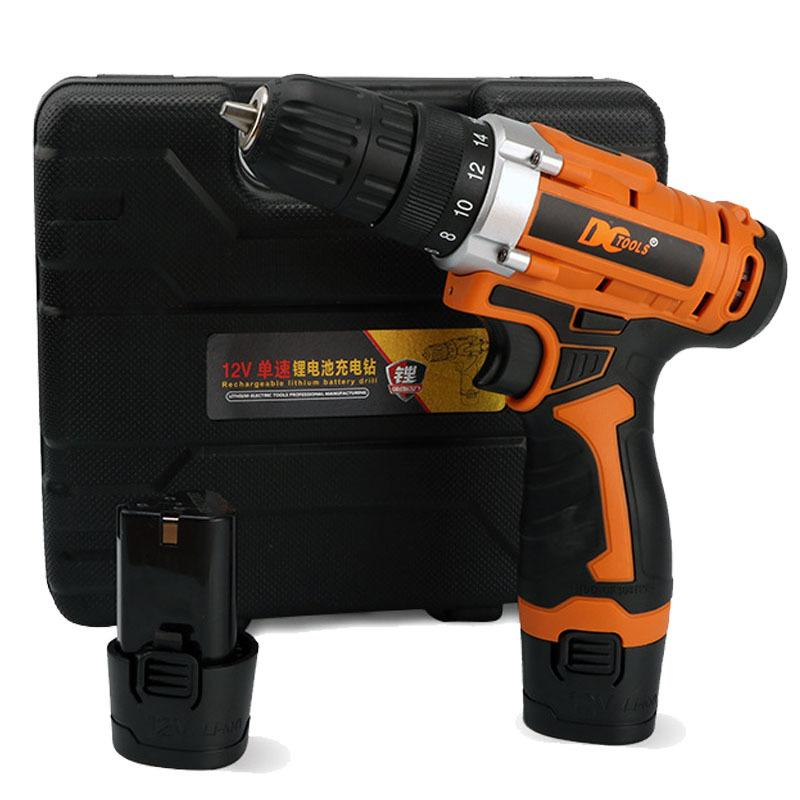 2019 12v Power Tools Dc Household Diy Woodworking Lithium Ion