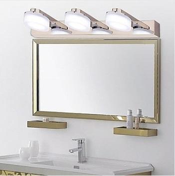 Großhandel 3 Lichter Moderne Led Badezimmerspiegel Licht, Led ...