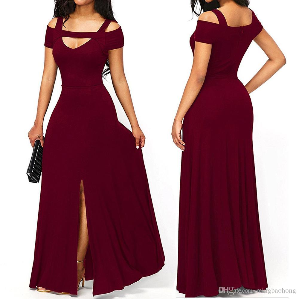 Sexy Women Multiway Wrap Convertible Boho Maxi Club Red Dress Bandage Long Dress  Party Bridesmaids Infinity Robe Longue Femme 2018 Dress Styles For Ladies  ... bd143bd94fe1
