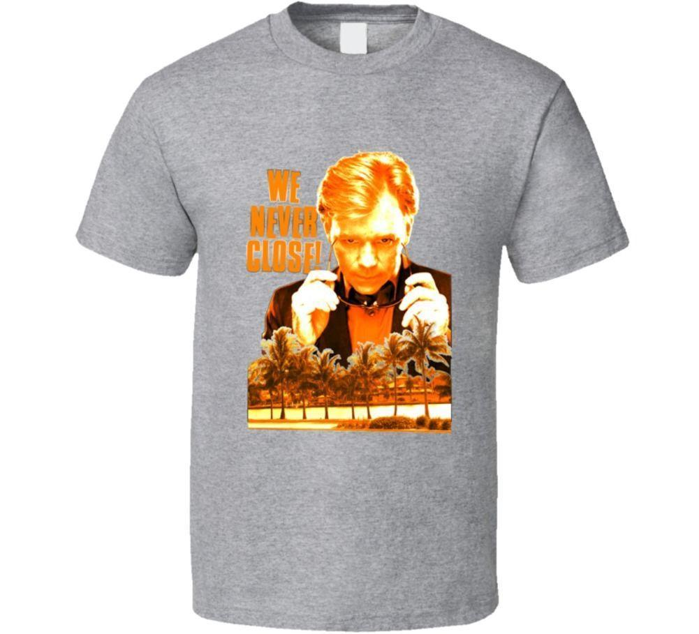 Miami De Horatio Csi Soleil Shirt Lunettes T Caine qGSzVpUM