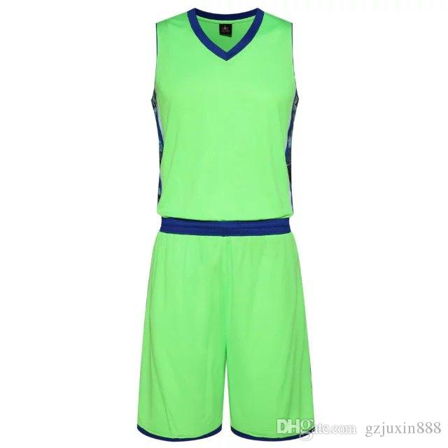 8634df131 2018 New Man Basketball Sets Superior Breathable Outdoor Sports Tank ...