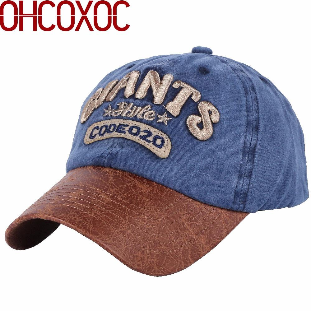 b799e6c427ee5 women men s casual baseball cap new design hats vintage Texture pu leather  brim with Three-dimensional letter sports casquette