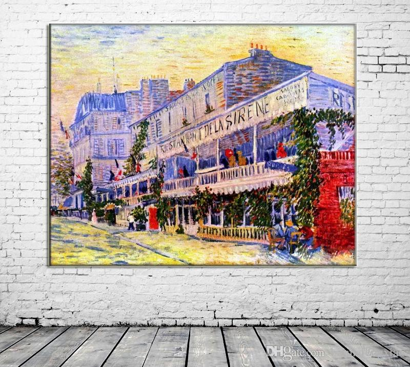 ZYXIAO scenery snow Christmas Print Wall Oil Painting Art picture print on canvas No Frame for bedroom living home mosaic decor gift ys0195