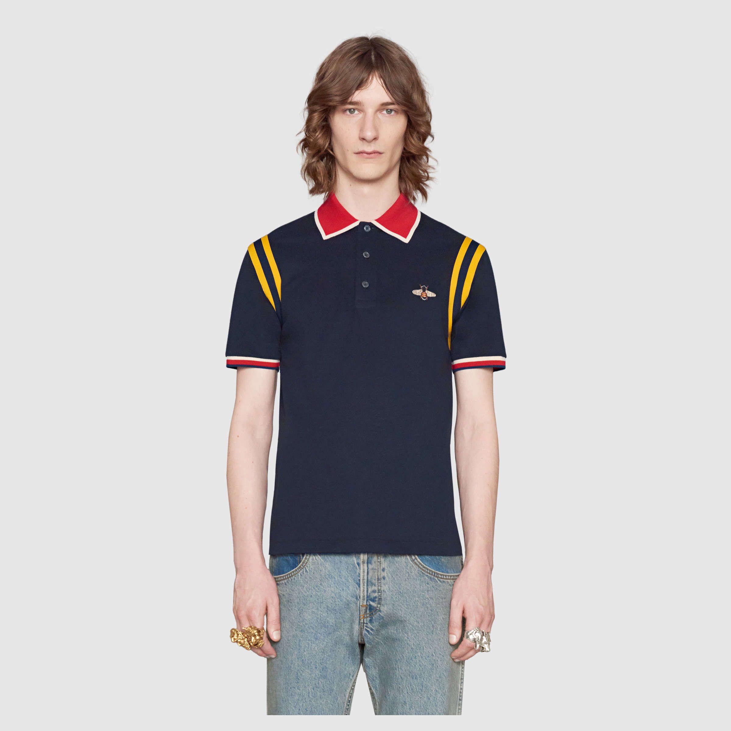 Online Cheap Hot Sell 2018 Summer Mens Polo Collar Lapel Short