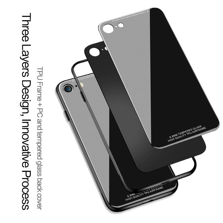 apple iphone 8 case with mirror