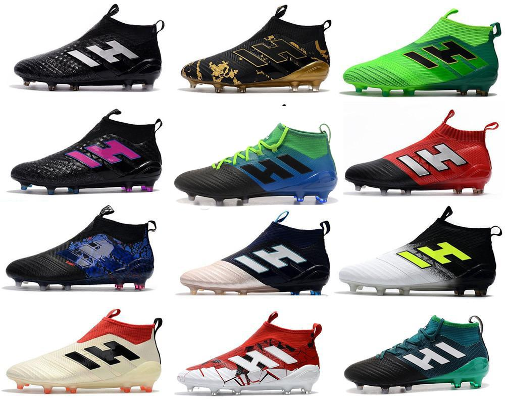 23394e61c New 2018 World cup High Quality Falcon 18.1 18+ soccer shoes FG Football  Boots soccer cleats Sneakers designer shoes mens shoes