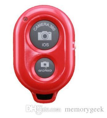 Utile telecomando senza fili Bluetooth auto scatto con scatto automatico iPhone 5 6 Samsung Smart Android Phone Fotografia