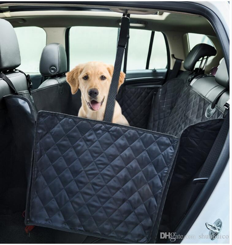 2018 Pet Dog Seat Cover Car 600D Heavy Duty Waterproof Scratch Proof Nonslip Durable Cars Trucks SUVS From Shunhuico 201