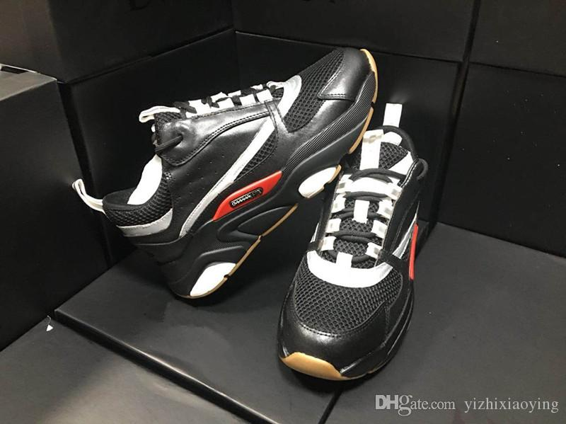 b2caa12e7d New Unveils New Triple S Casual Shoe Man Woman Sneaker High Quality ...