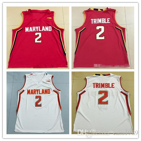 Wholesale NCAA  2 Melo TRIMBLE JERSEY MARYLAND TERRAPINS College ... 2e862e31d