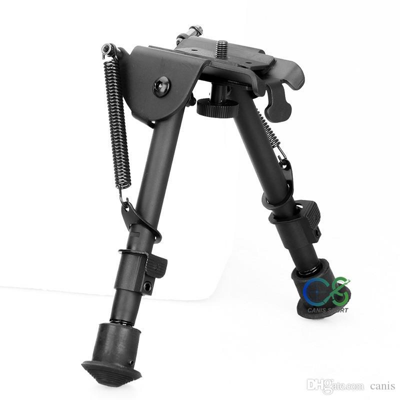 PPT Tactical BIPODS Volledig verstelbare veeruitwerpen Benen Hoogte 6