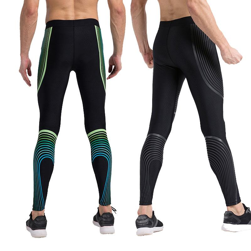 9485dbcff6 Men Trousers Sportswear Men's Compression Pants Running Tights ...