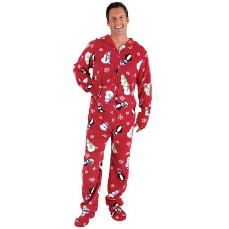 Pigiama natalizio da abbinare alla famiglia Set Pigiama da donna natalizio da uomo con capretto Baby Sleepwear 2017 Nuova serie di pigiami con stampa coordinata la famiglia