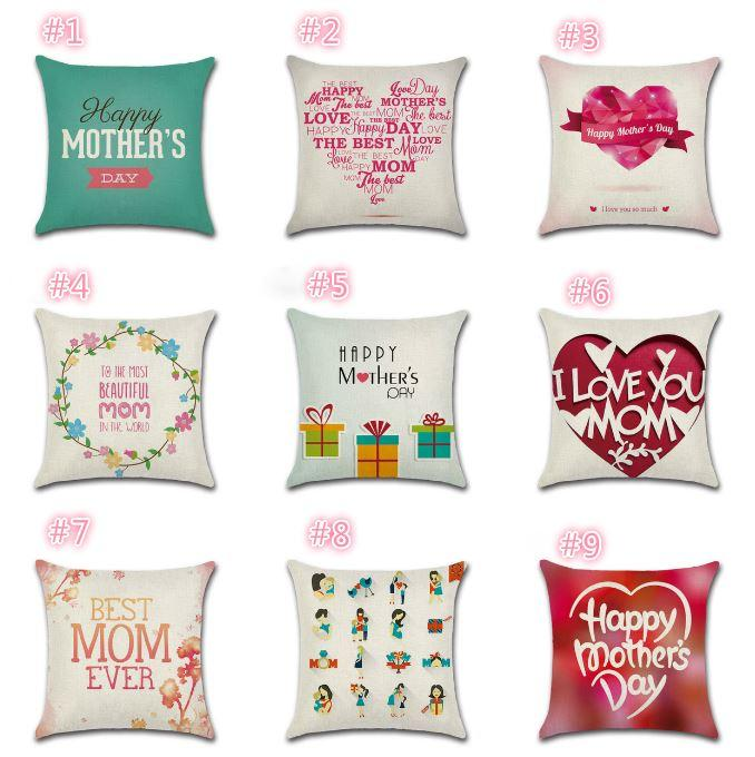 Blank Cotton Throw Pillow Covers