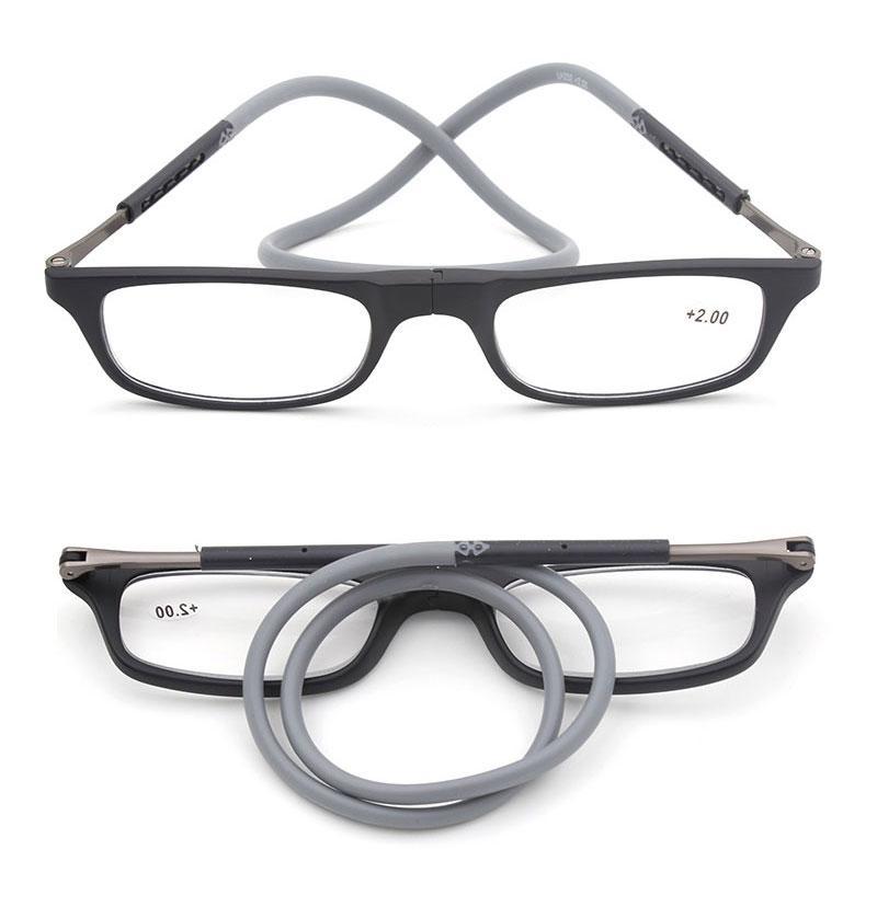 c22742299619 LH232 Optical Reading Eyeglasses Frame for Men And Women Flexible TR ...