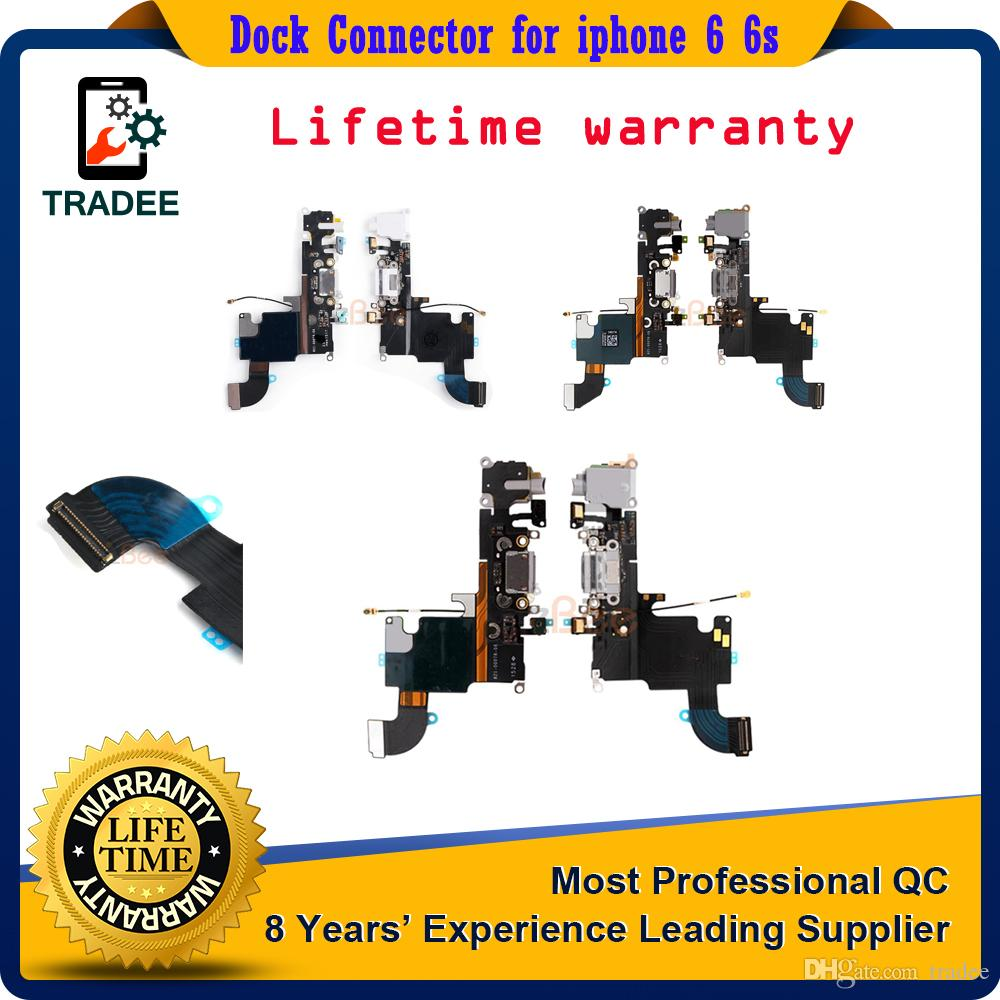 Usb To Audio Jack Wiring A Quality Dock Connector Charging Port And Headphone Flex Cable Ribbon For Iphone 6 6s Plus Iphone6s Charger