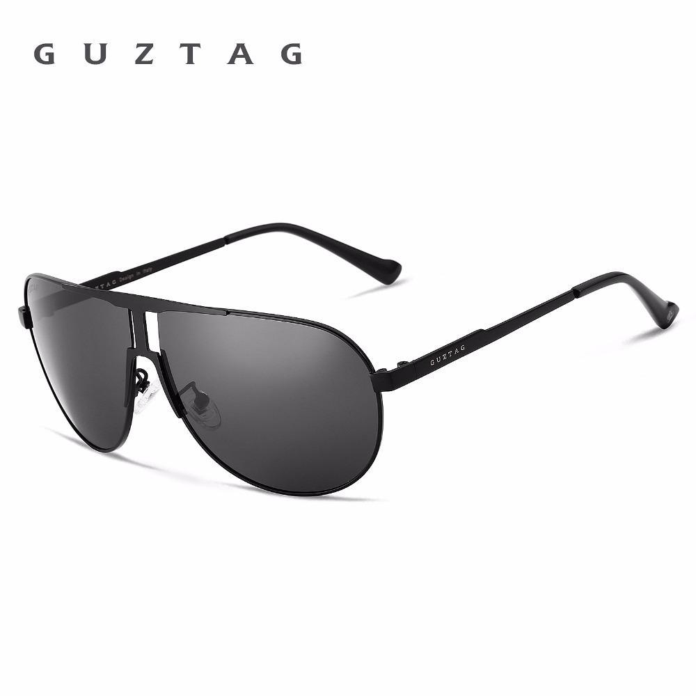 13e38bbf72 GUZTAG Brand Fashion Classic Polarized Sunglasses Men s Designer HD ...