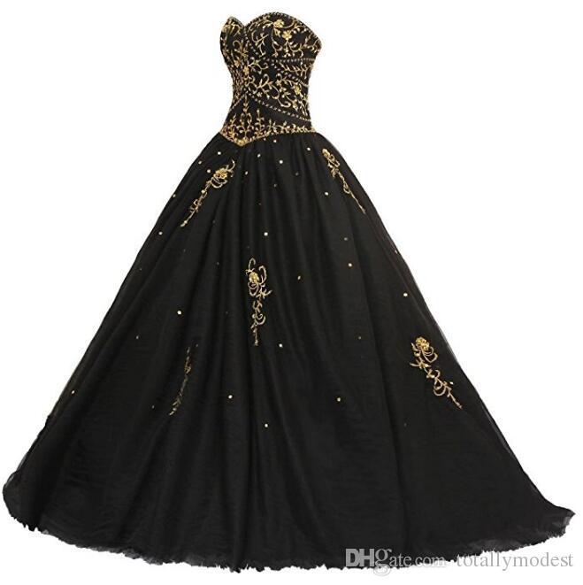 Nuove foto reali Borgogna Abiti da sposa principessa in oro rosso Sweetheart perline ricamo Corsetto Indietro Abito da ballo Abiti da sposa Couture