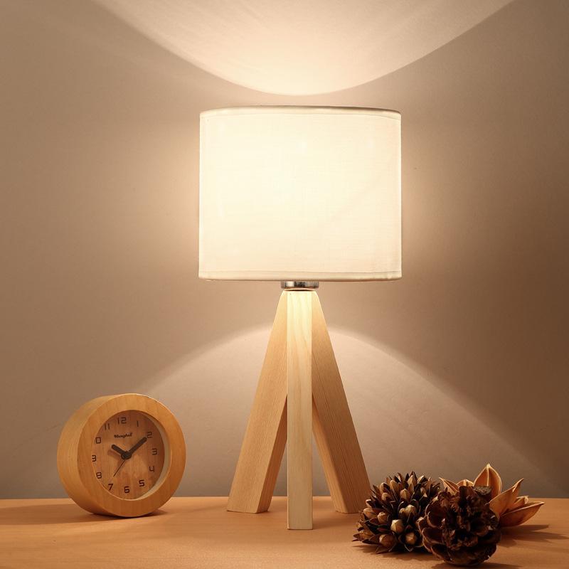 Acheter Lampe De Chevet Contractee Contemporaine Lampe De Table A