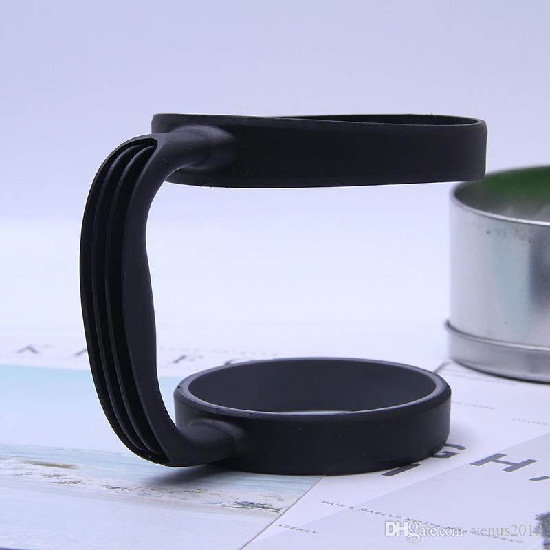 Новые пластиковые ручки для 30 унций тумблер чашки Безопасный держатель для 30 унций из нержавеющей стали изолированные тумблер кружки
