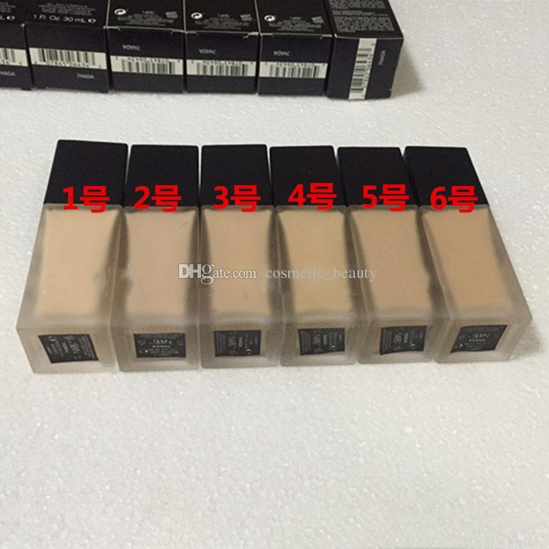 2018 올 데이 루미 네스 파운데이션 메이 컵 무중계 오일 프리 실키 느낌 기초 모든 피부용 스킨 컨실러 30ML