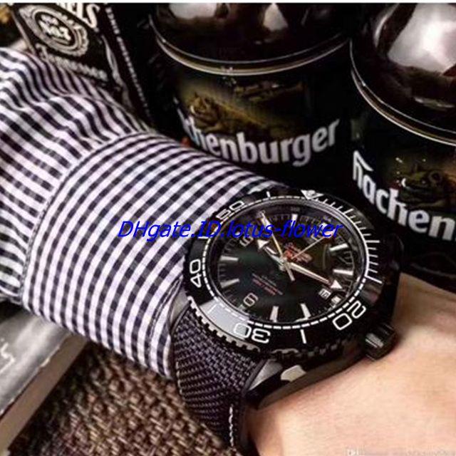 1a0d0b9c6aef Compre Nuevo Reloj Automático De Acero Inoxidable Deportes Relojes De Moda  De Zafiro Hombres Mecánicos Relojes Relojes De Pulsera De Los Hombres De  Pvd Self ...