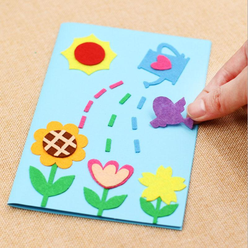 3d Greeting Cards Craft Kits With Envolope Mother S Day Teacher S