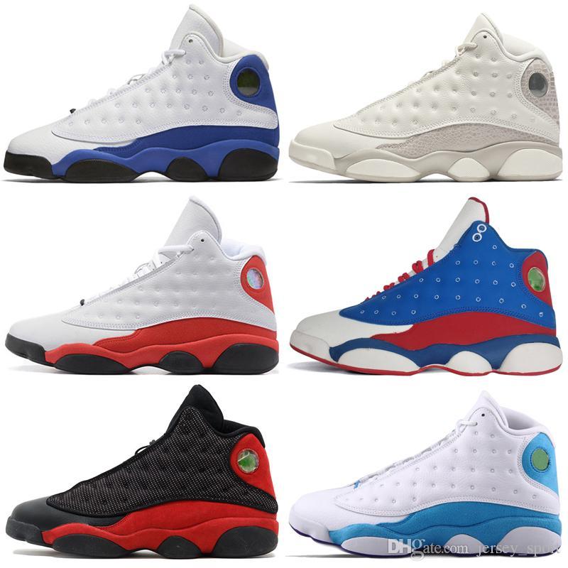 90256a62aab 13 13s Mens Basketball Shoes Phantom Chicago GS Hyper Royal Black ...