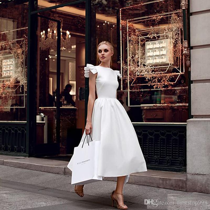 Prom Derss Para Mulheres Convidado Do Casamento Vestido De Vestidos Plissados Coloridos Fahion Design Elegante Pétala Vestido De Manga