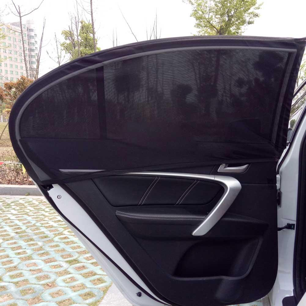 Car Window Cover Sunshade Curtain Uv Protection Shield Sun Shade