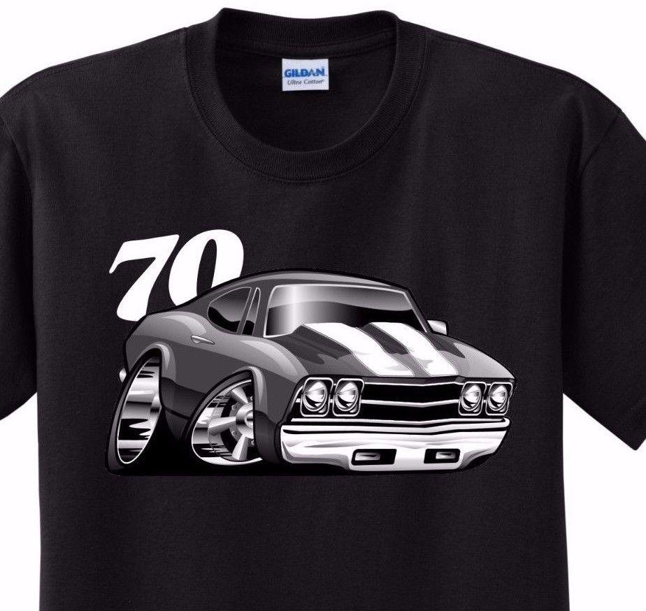 8cff93dc Details Zu 70 Chevy Chevelle Tee Shirt Adult 5x Sizes Casual Funny Unisex  Tee Gift Silly T Shirts Interesting T Shirts From Stop_to_shop, $12.96|  DHgate.Com