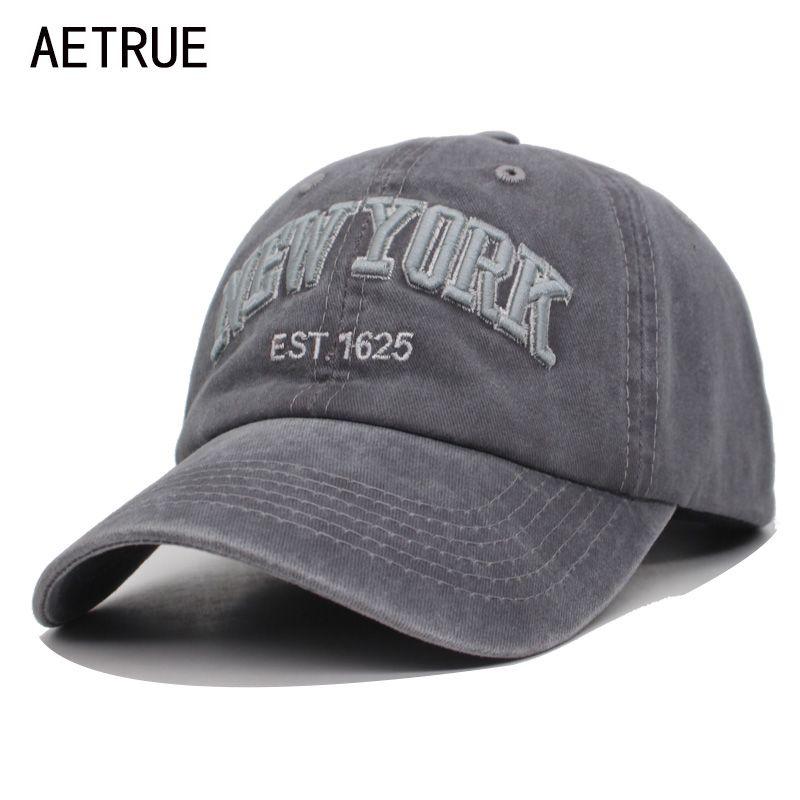 93d2a9a8d20 AETRUE Men Snapback Women Baseball Cap Hats For Men Hat Male Cotton Embroidery  Bone Female Trucker Casquette Gorras Dad Caps Hat Trucker Cap Snapback Caps  ...