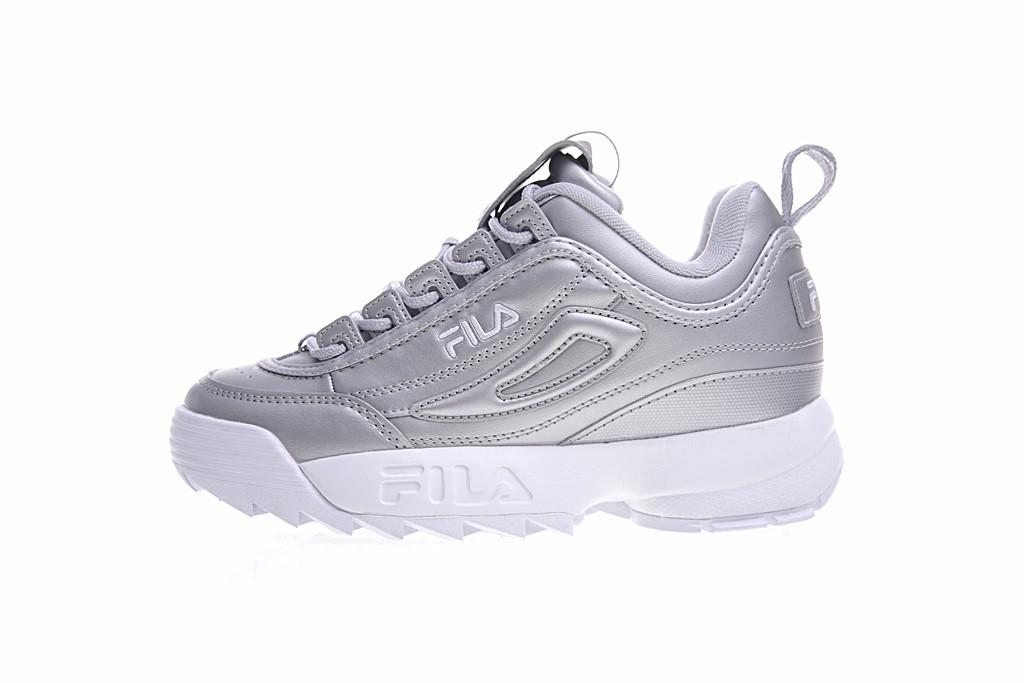Fila Disruptors Fashion Casual Dad Shoes For Men Women Running White Black Cool Grey Luxury Sneakers Outdoor Sports With Box