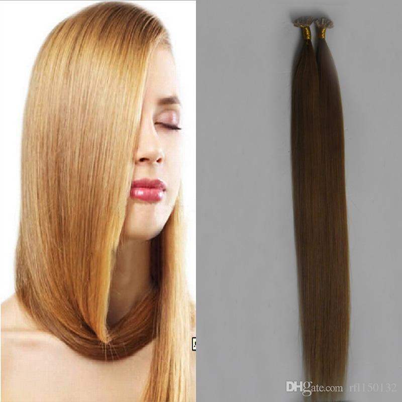 Cheapest Hair Extensions Brazilian Hair Latest Nail Hairv Tip Hair