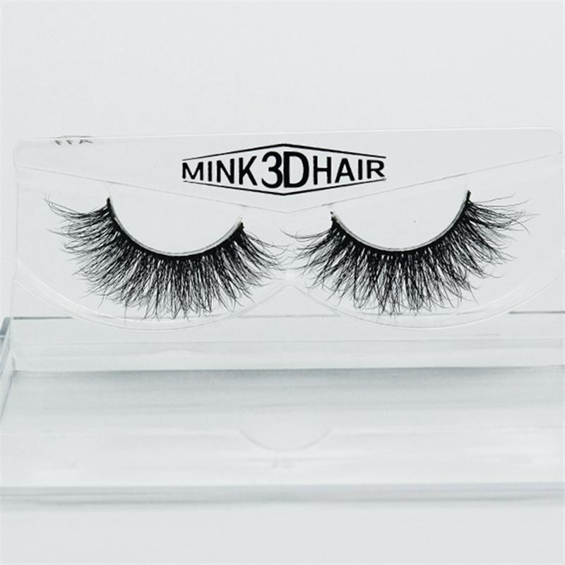 Cílios vison 3d Grosso vison cílios cílios postiços Eye Makeup Extension Cílios postiços Feitos À Mão Full Strip falsos cílios