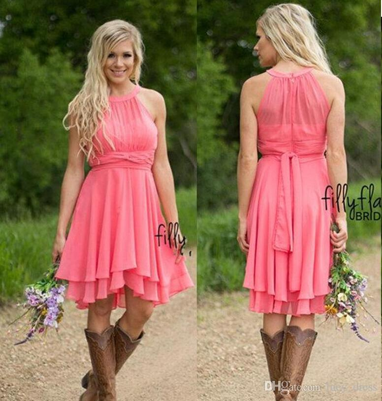 Cowboy Cocktail Dress