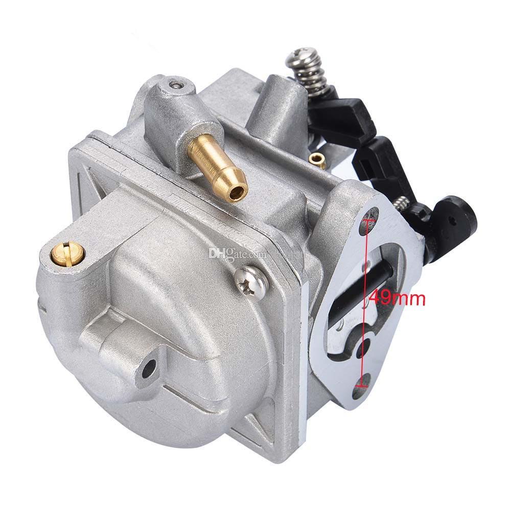 Carburador para Hyfong Nissan Tohatsu Mercury MFS4 MFS5 NFS4 4 tiempos 3.5HP 4HP 5HP 6HP carburador carb externo assy partes marinas