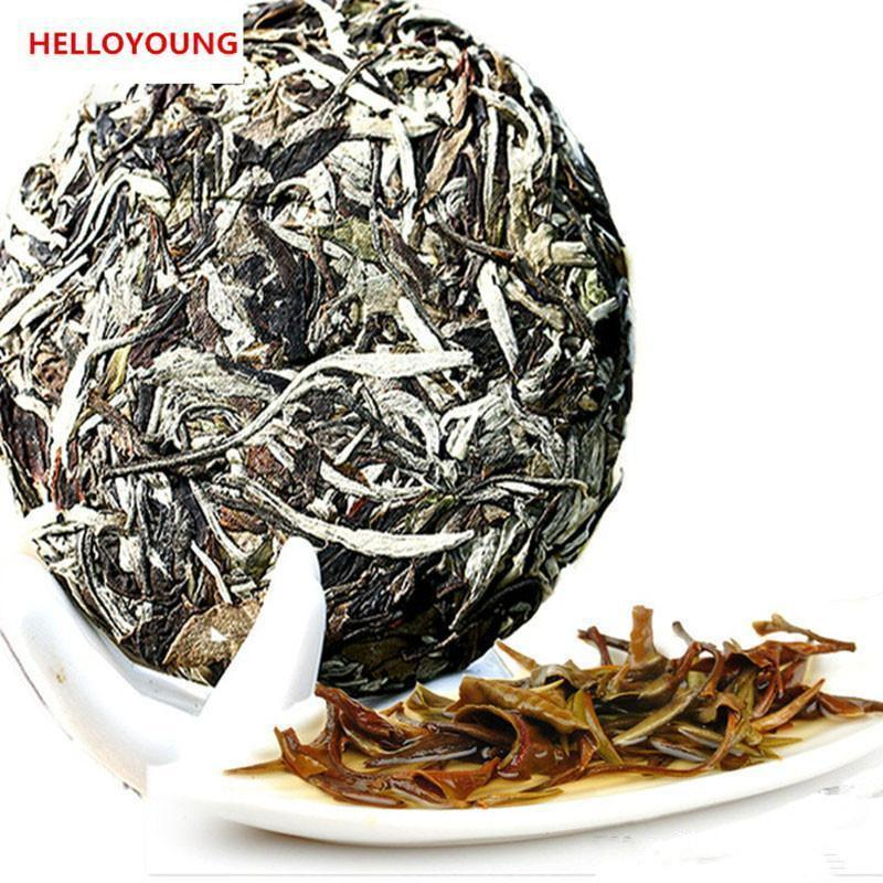 100g Raw Puer Tea white moonlight Fragrant Puer Tea Organic Natural Puerh Tea Cake Green Food Old Tree Puer Promotion