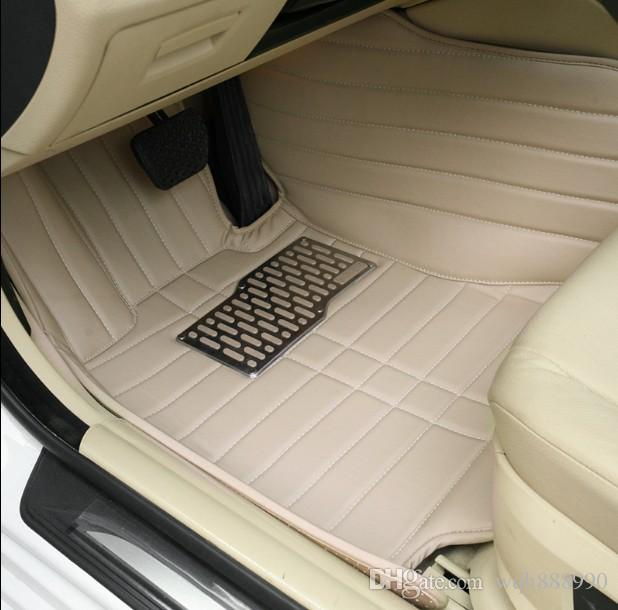 Customized Car Floor Mats For Mercedes Benz S Class Maybach W220