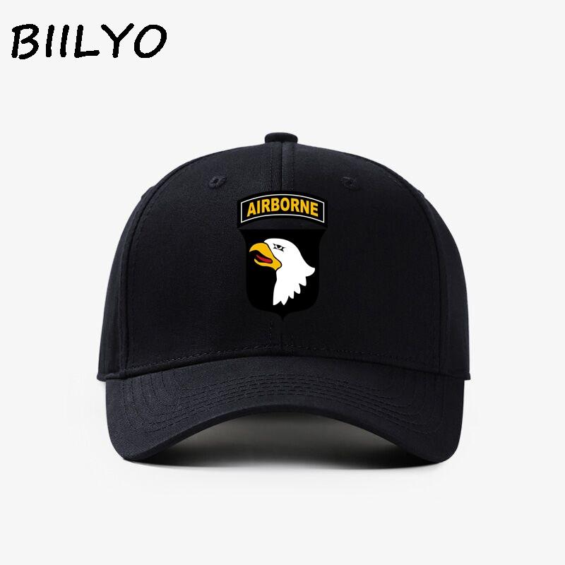 US ARMY 101ST AIRBORNE DIVISION SCREAMING EAGLES Cap Hat Baseball Caps For  Unisex Hats For Men Hatland From Gwyseller 9da49166ccd3
