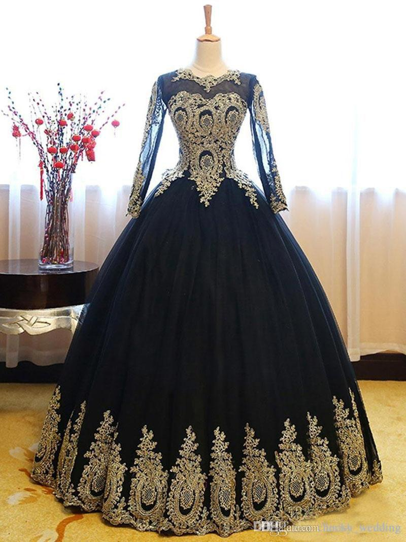 Formal Lace Quincneara Dress