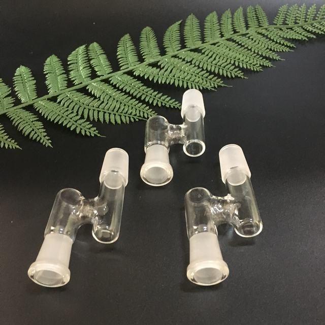 Glascontainer Catcher 14mm weiblich zu 18,8mm männlich und 18,8 weiblich zu 14mm männlich Catcher Z Adapter für Glasbongs