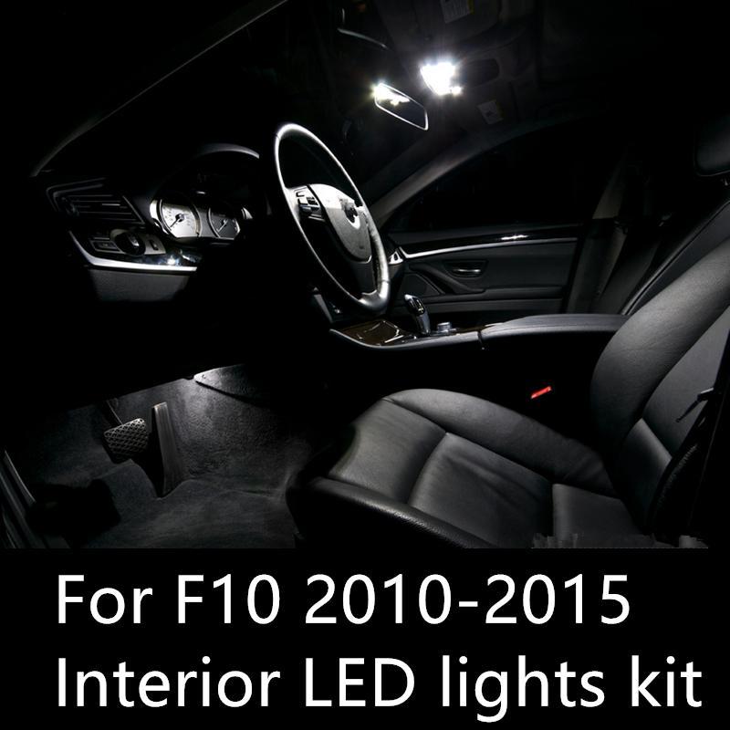 2019 Shinman Error Free Led Interior Light Kit For Bmw 5 Series F10