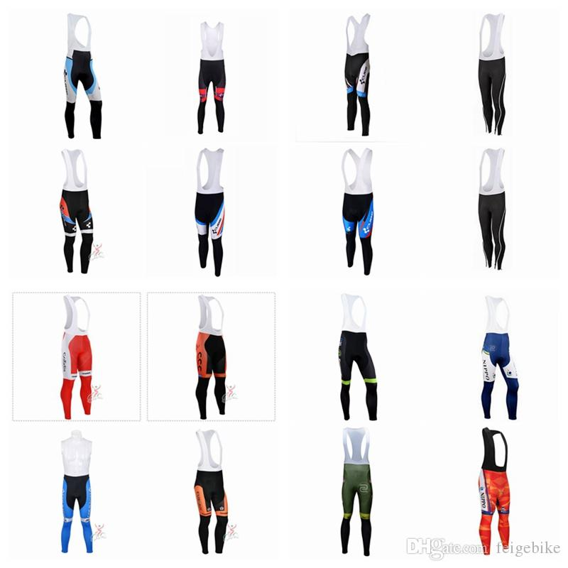 78b01dedd CUBE FANTINI Team Cycling Long Bib Pants New Arrival High Quality ...