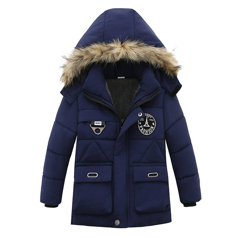 5f278679e Baby Boys Jackets 2018 Autumn Winter Jacket For Boys Coat And Jacket ...
